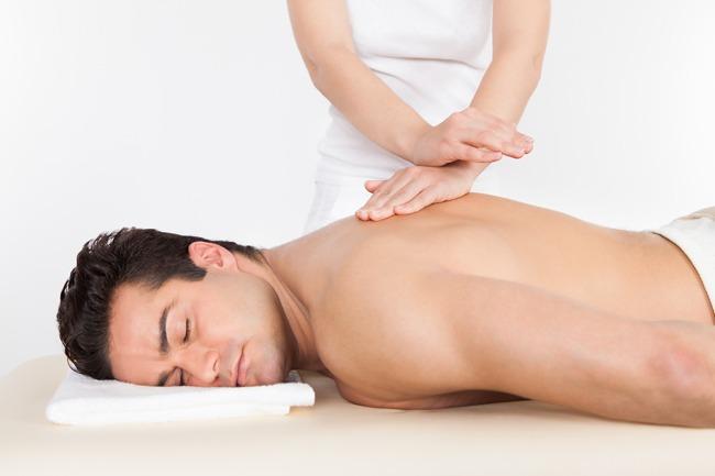 Injury-Massage