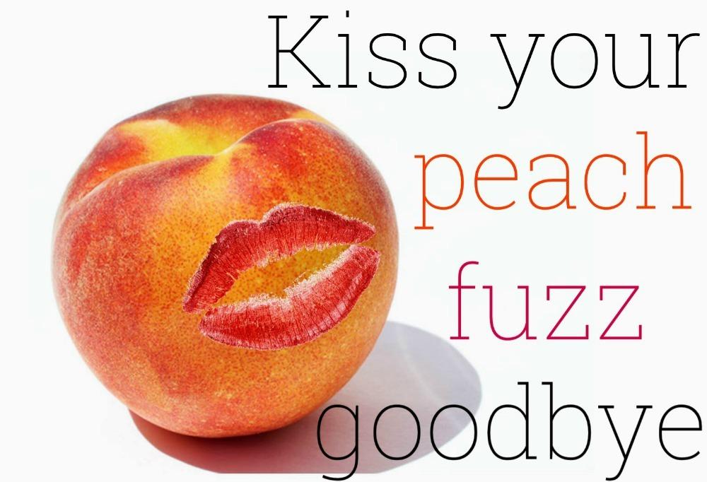 Peach Fuzz Removal Related Keywords Peach Fuzz Removal