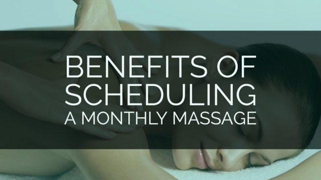 Monthly Massage? Here are the Facts.